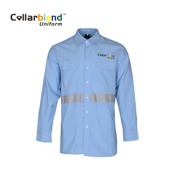 Long Sleeve Reflective Work Cloth