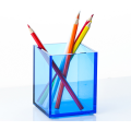 Luxury Acrylic Pencil Cup Colored