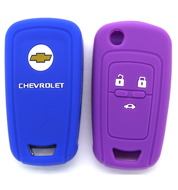Chevrolet Key Fob Shells