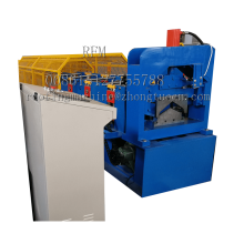 Corrugated Roof Ridge Cap Making Machine