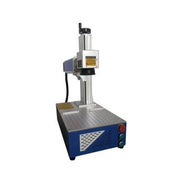 Fiber Laser Marking Machine with Rotary