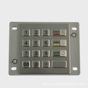IP65 Water Proof EPP for ATM CDM CRS