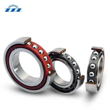 High Precision Angular Contact Ball Bearings
