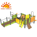 New design outdoor playground equipment facilities