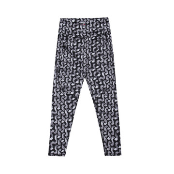 Ladies Knit Printed Legging