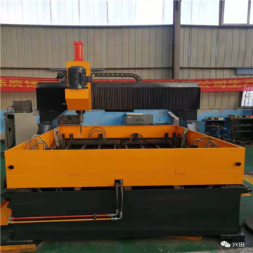 PMZ-2016 CNC punching drilling machine for plates