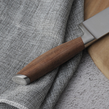 3.5 INCH PARING KNIFE WITH WALNUT HANDLE