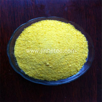 Yellow Polyaluminium Chloride Pac For Waste Water Treatment