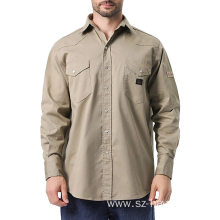 Fire Retardant Long Sleeve Shirt