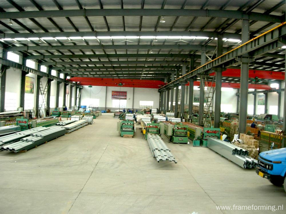 Best Quality Light Steel Keel Roll Forming Machine