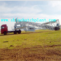 75 New Mobile Concrete Batching Plant