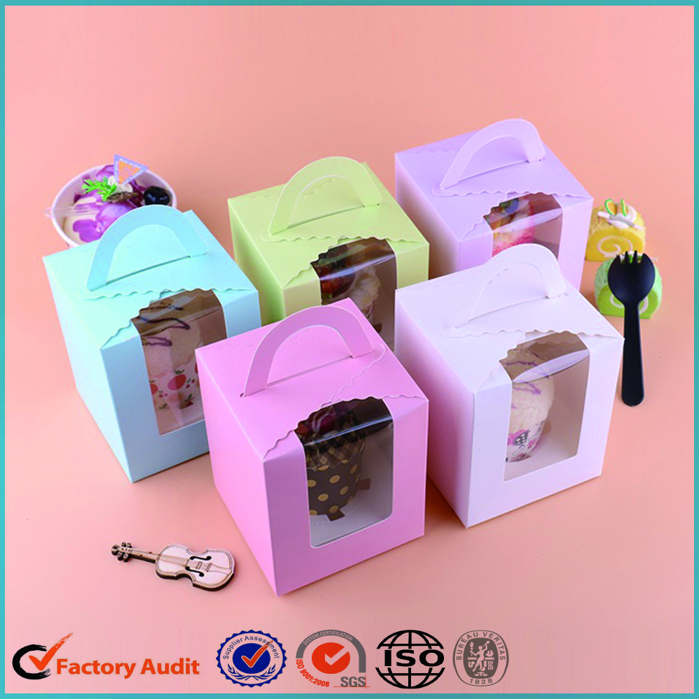 Cupcake Box Zenghui Paper Package Co 3