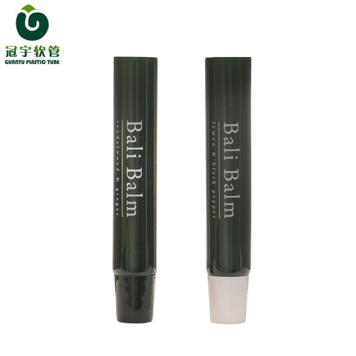 10ml cosmetic plastic tube for lipstick packaging