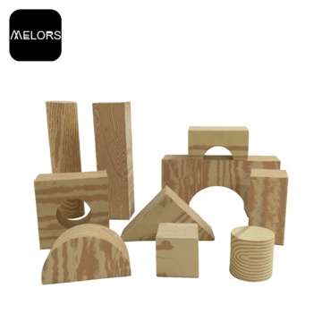 Melors pedagogiske leker Foam Building Blocks EVA Block