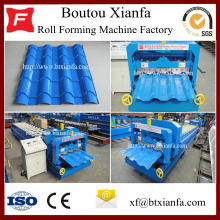 Aluminium Shape Steel Roof Rollforming Making Machine