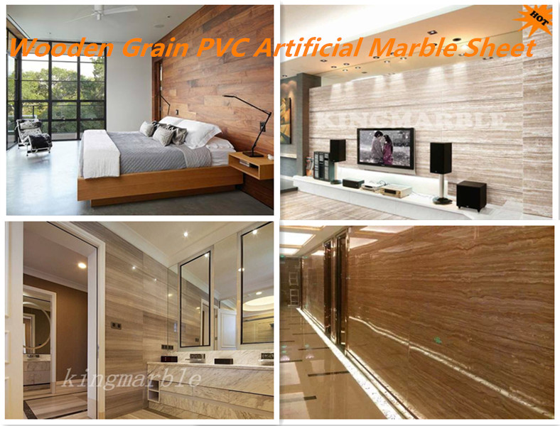 modern indoor decoration UV wall panel
