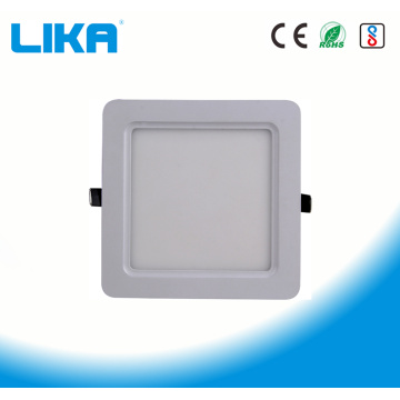 5W Curved Corner Square Concealed Mounted Panel Light