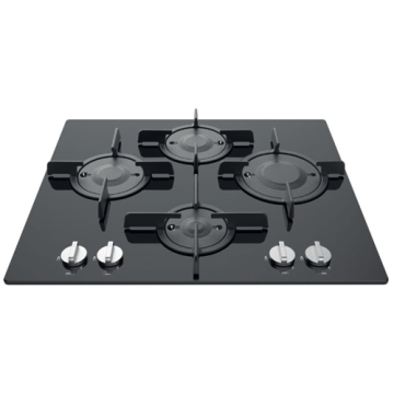 Ariston Hotpoint Gas Hob 60CM Tempered Glass