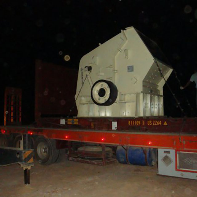 PF series impact crusher