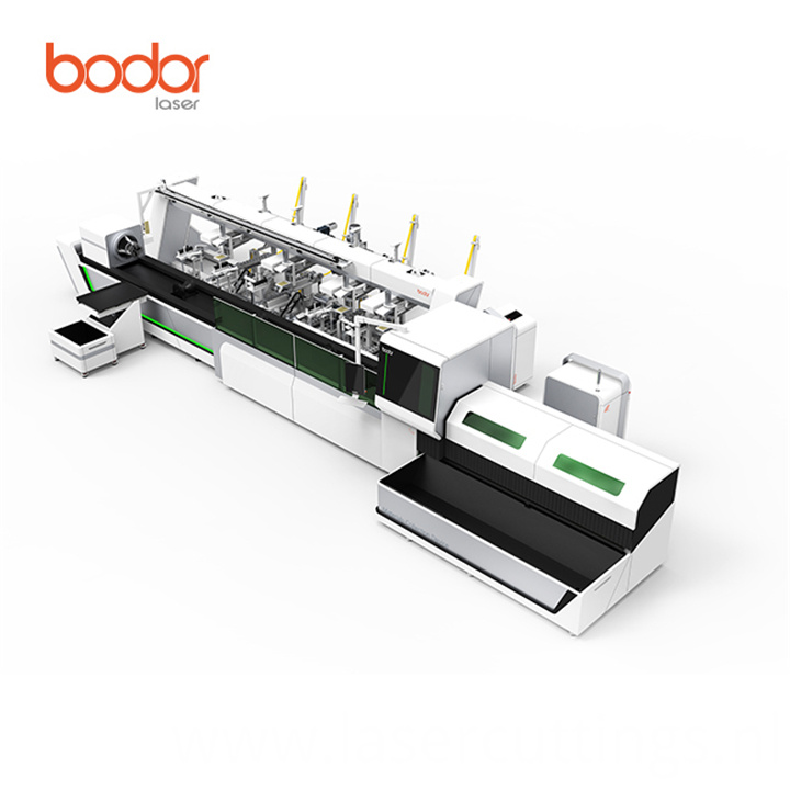 3000w tube laser cutting machine