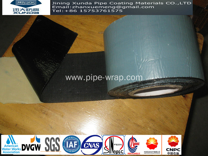 Polypropylene Fiber Woven Cold Applied Anti-corrosion Tape