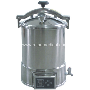 Hospital Portable Automatic Pressure Steam Sterilizer