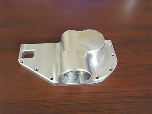 CNC Aluminum Milling Customized Parts