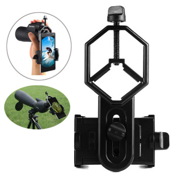 Universal Adapter Mount Binoculars Monocular Spotting Scope Telescope and Microscope Accessories Adapt