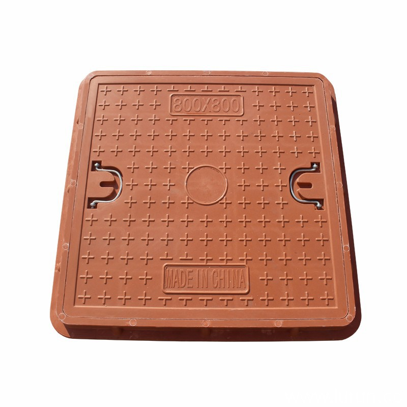 SMC BMC Square Manhole Cover