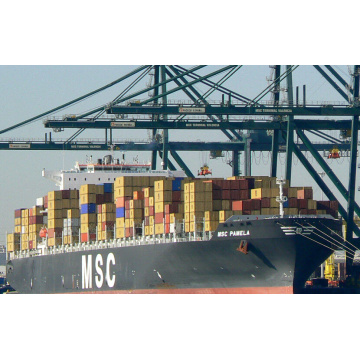 Sea Freight Services From Shantou To Muscat