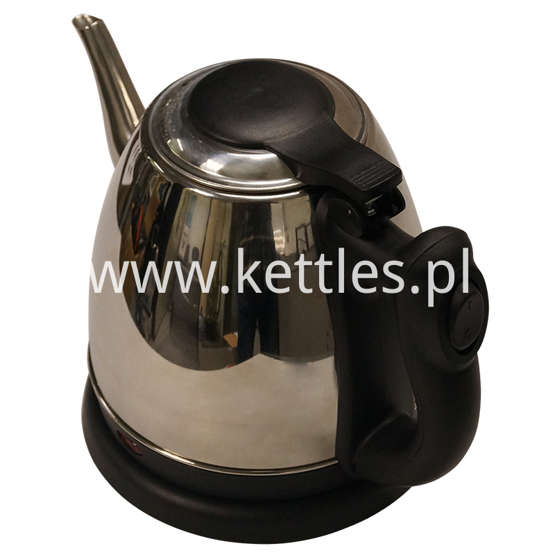 High quality stainless steel electric kettle