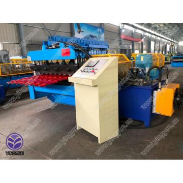 Cold Bending Steel Roof  Machine Tile