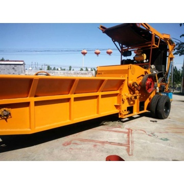 wood chip machine with advanced production technology