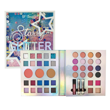 High Quality Eyeshadow palette Cosmetics Gift Set