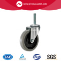 2'' Thread Stem TPR Light Duty Industrial Caster