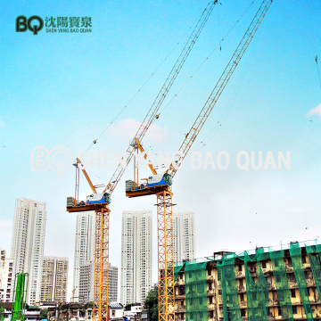 BQ GHD5522-10 Luffing Tower Crane
