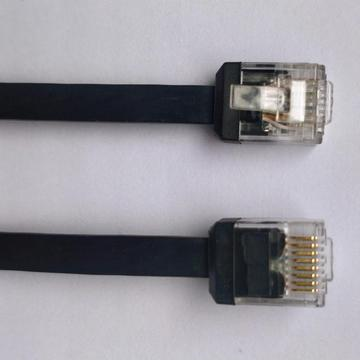 32AWG CAT6 Network Cable Short Body RJ45 Plug