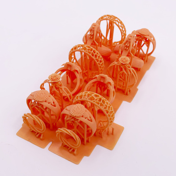 High Quality Machining Service Plastic 3D Printer Parts
