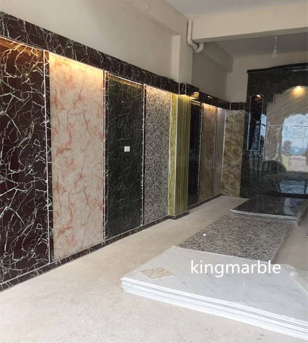 Insulated interior wall panel construction materials