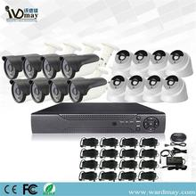AHD 16chs 2.0MP Security Surveillance Alarm DVR Systems