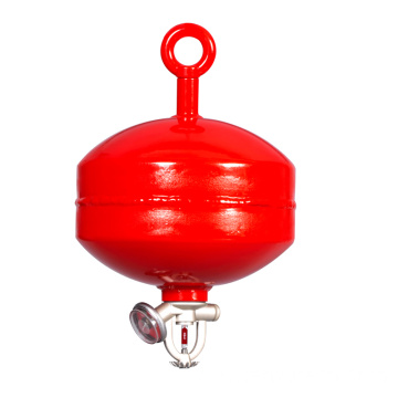 Hanging fire extinguisher/Production of fire equipment