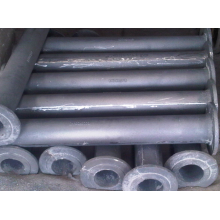Flanged short Seamless Pipe suppliers/factory