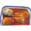 125g Canned Mackerel in Tomato Sauce