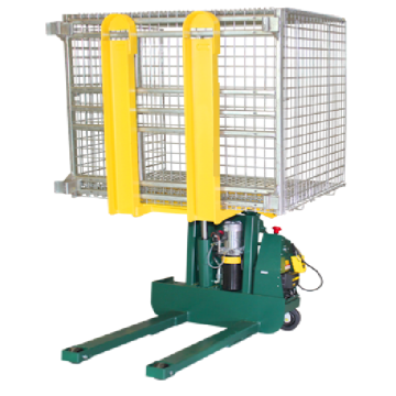Container tilting station Hydraulic