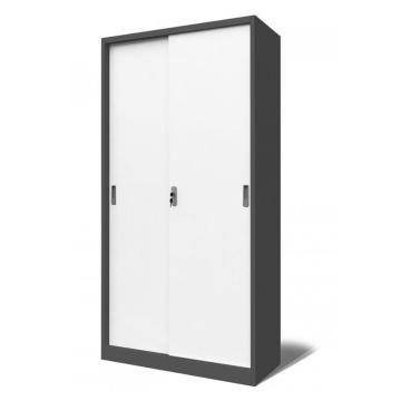 Black White Office Cupboard
