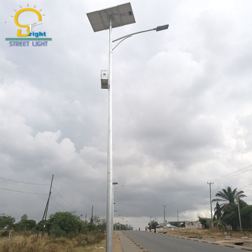 30W high efficient solar panel street light