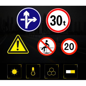 Good Price Emergency Warning Construction Safety Signs