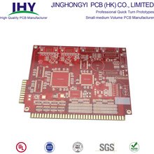 Gold Finger PCB Circuit Board for WiFi Router 5G