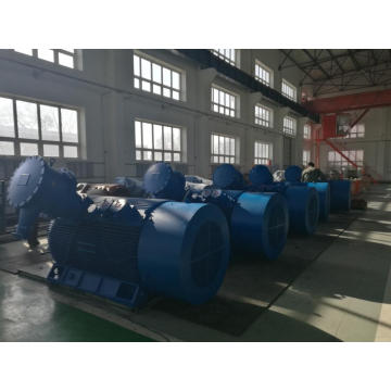 High Torque Model Hydraulic Oil Water Pump Motor
