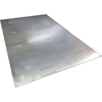 Raw Aluminium Sheet Alloy 5005